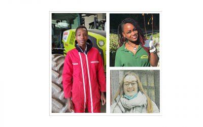 Suivez les aventures de Sherley, Marouf et Emie.