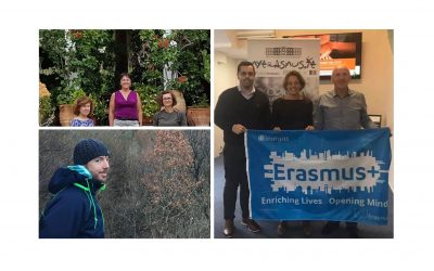 Les mobilités en Europe pour les Personnels, c'est POSSIBLE avec le consortium «Erasmus Pro Breizh» !!
