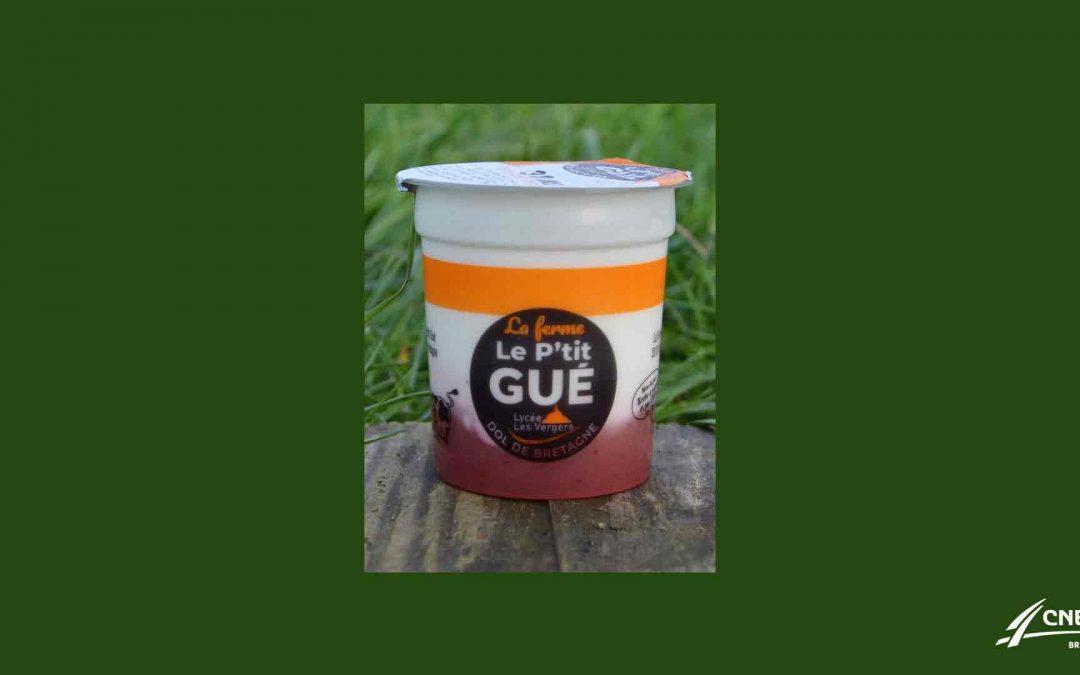 Les yaourts de la Ferme Le Petit Gué : boutique en ligne